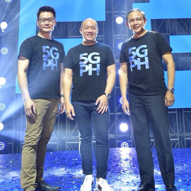 Globe to bring commercial 5G by 2nd quarter next year