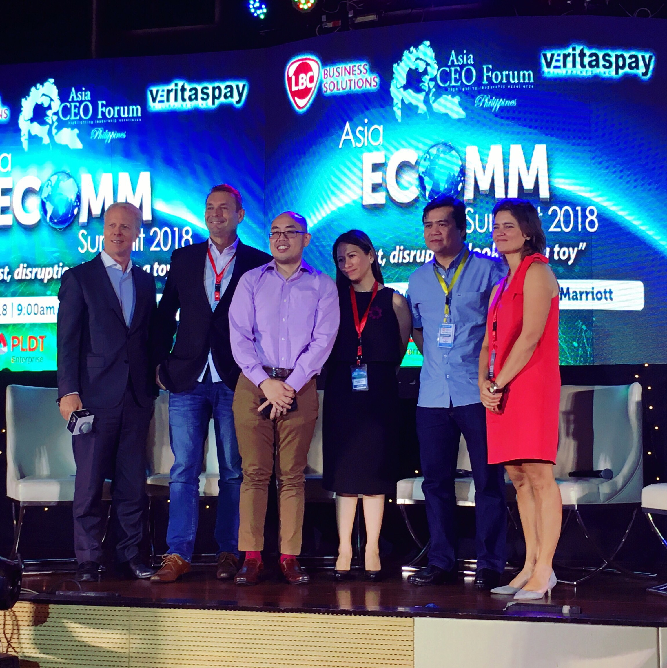 LBC, Asia CEO spearhead 1st Asia ECOMM Summit
