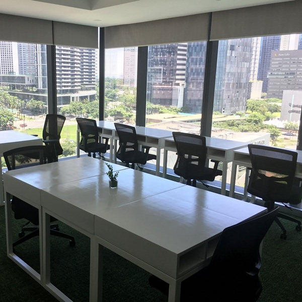 Work mingles with life at List Sotheby's The Office in BGC