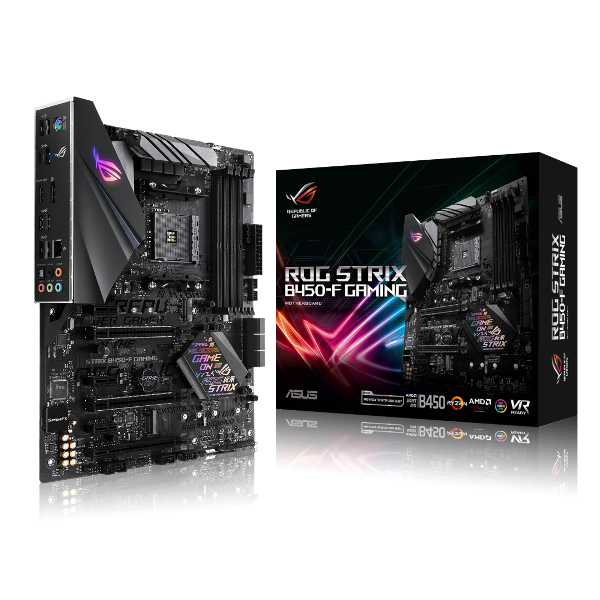 ASUS rolls out AMD B450 series motherboards in PH