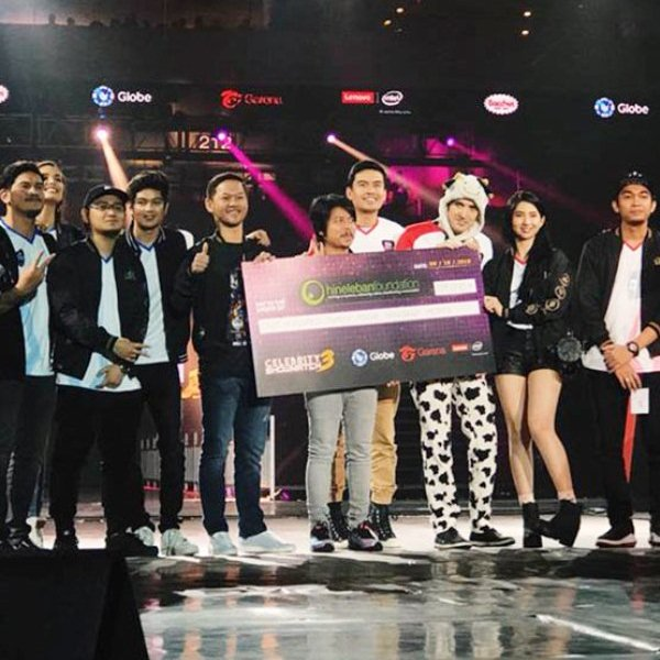 Globe, Garena stage major League of Legends event in PH