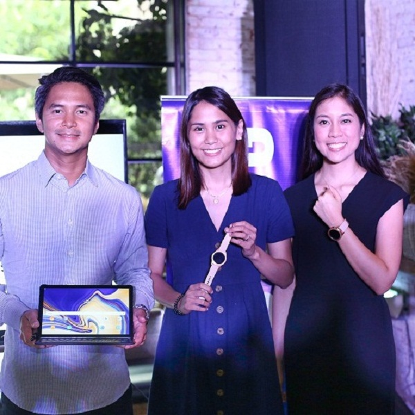 Samsung outs Galaxy Watch, Tab S4 and Tab A 10.5 in PH