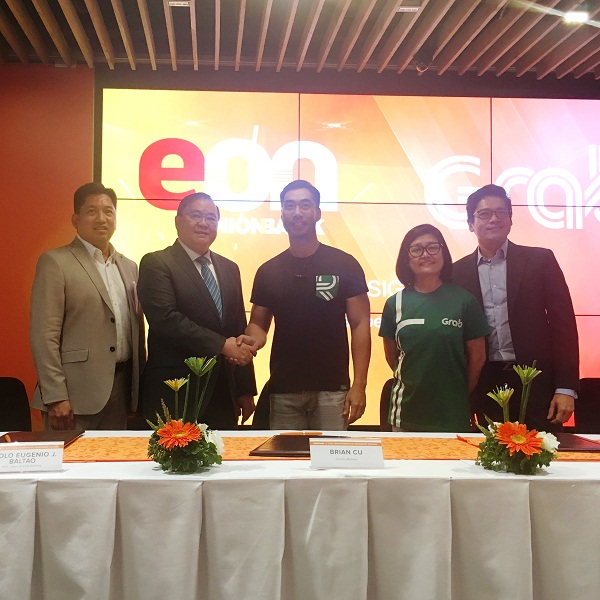UnionBank, Grab empower partner-drivers via EON