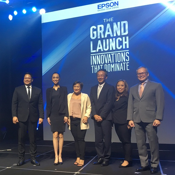 Epson unveils new printers and projectors in PH