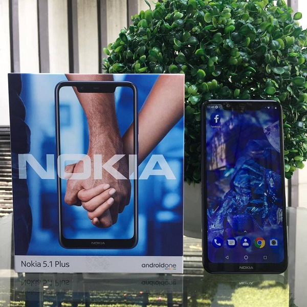 Nokia 5.1 Plus now all set for the holidays at PhP 12,990