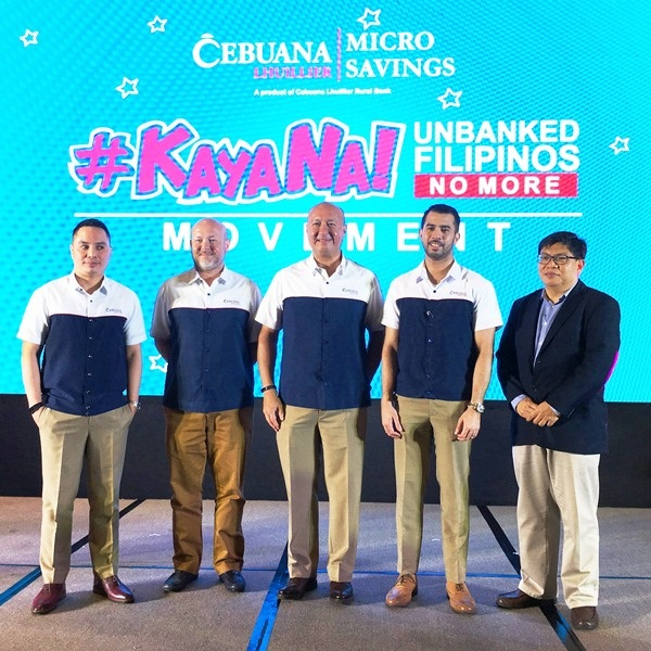 Cebuana Lhuillier launches Micro Savings to bridge gap
