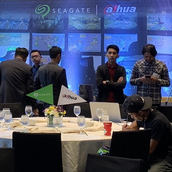 Seagate, Dahua team up to push smart city technologies