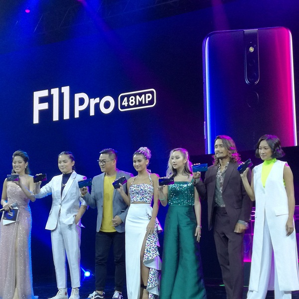 OPPO F11 Pro with popup camera launches at PhP 18,990