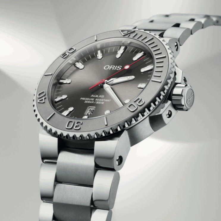 Oris Aquis Date Relief campaign aims to save Earth's waters