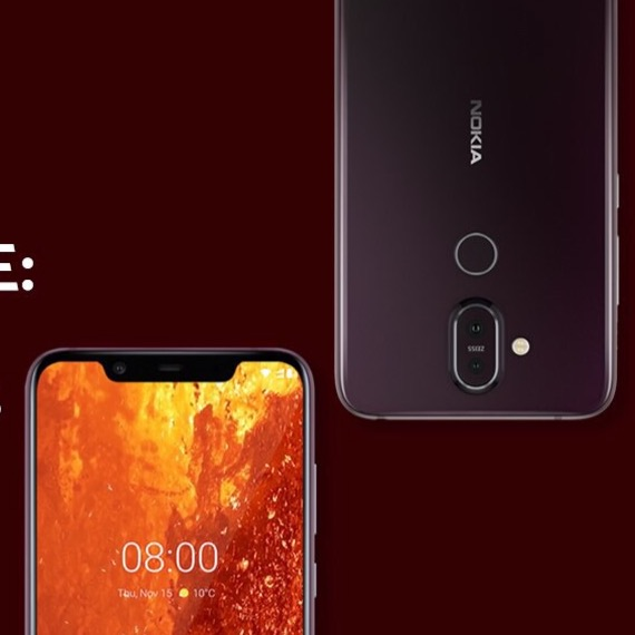 Steal exclusive Nokia 8.1 deals only on Lazada