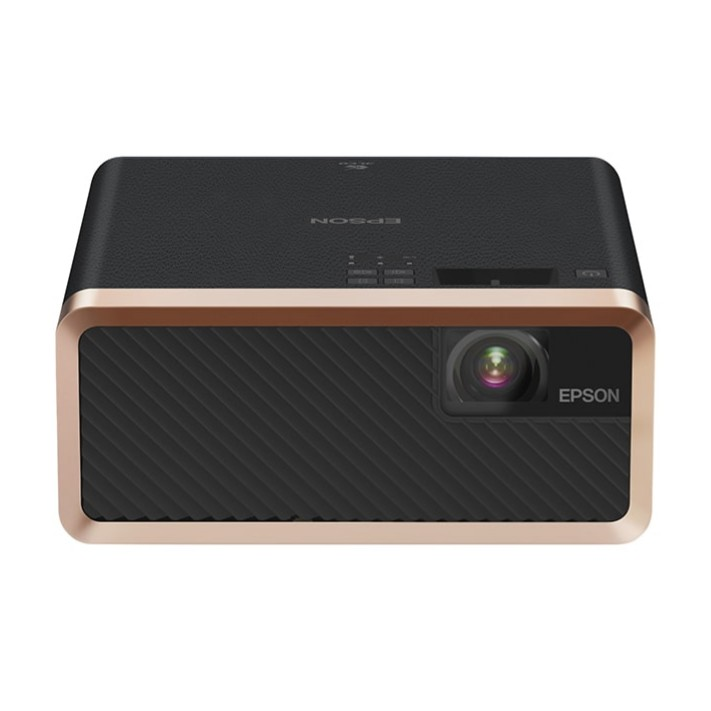 Bring cinema to home with world's smallest 3LCD laser projector
