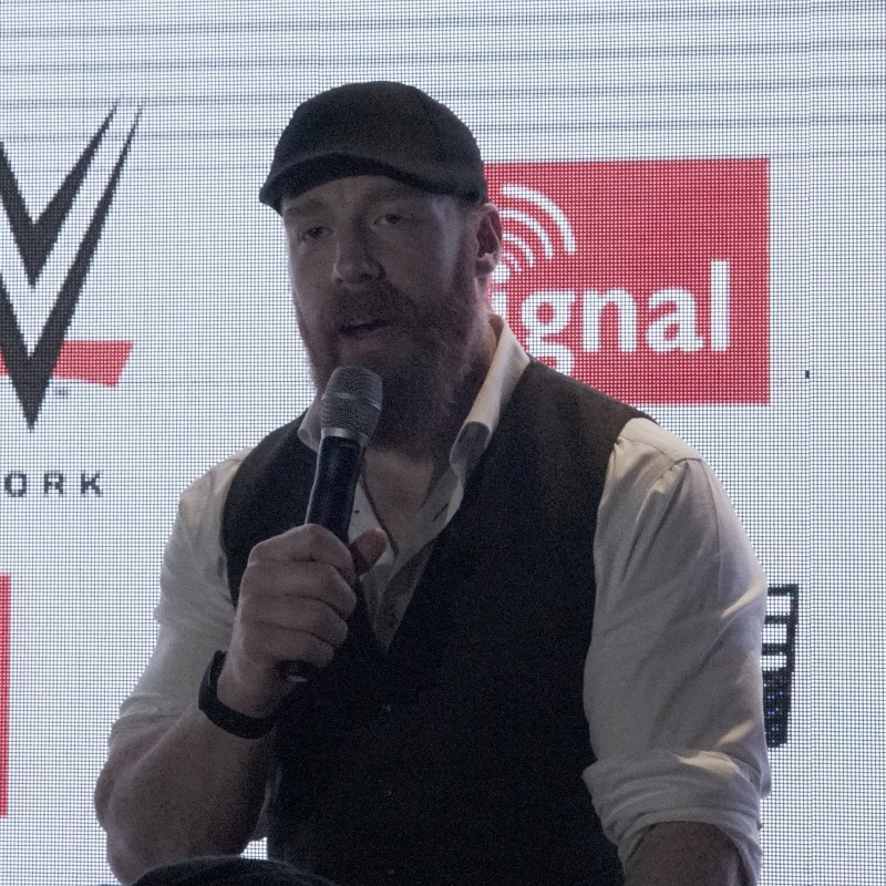 Sheamus makes its first SEA stop in PH to promote WWE Live in Manila