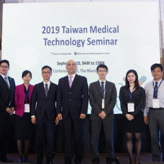 TAITRA seminar introduces medtech innovations from Taiwan in PH