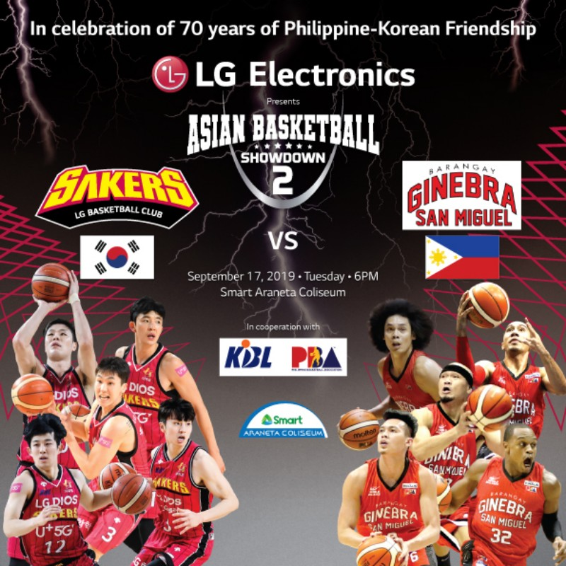 LG Sakers flies from Korea to face Barangay Ginebra in PH anew