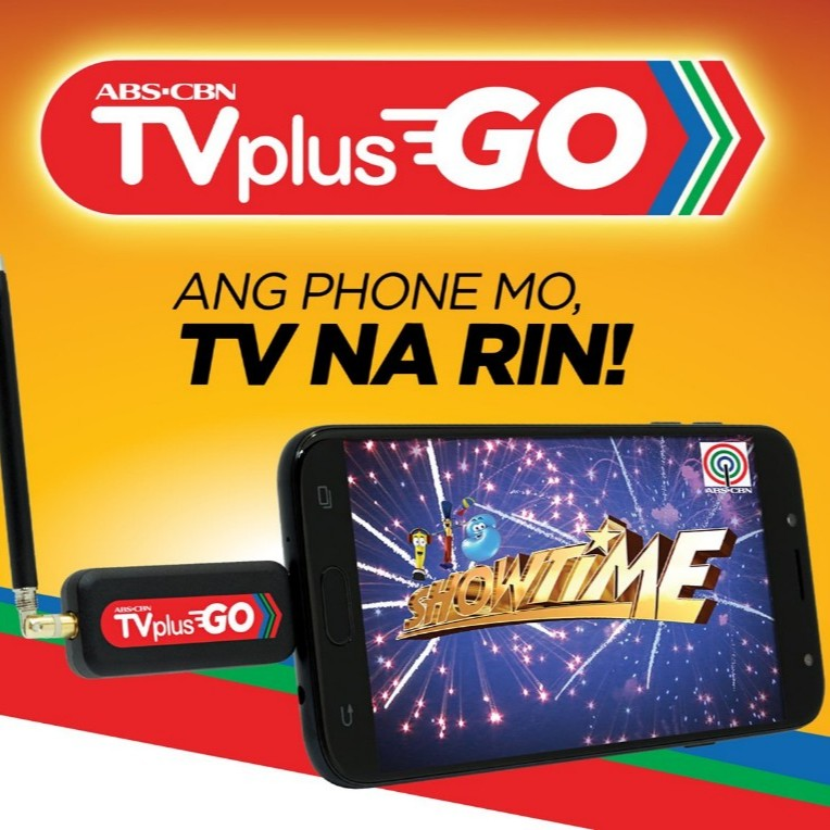 ABS-CBN TVplus Go turns Android phones into handheld TV