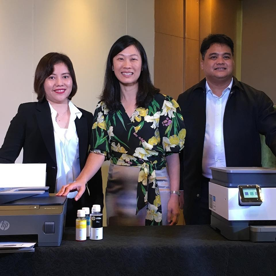 HP unveils Neverstop, OfficeJet Pro, Laser, and Smart Tank printers in PH