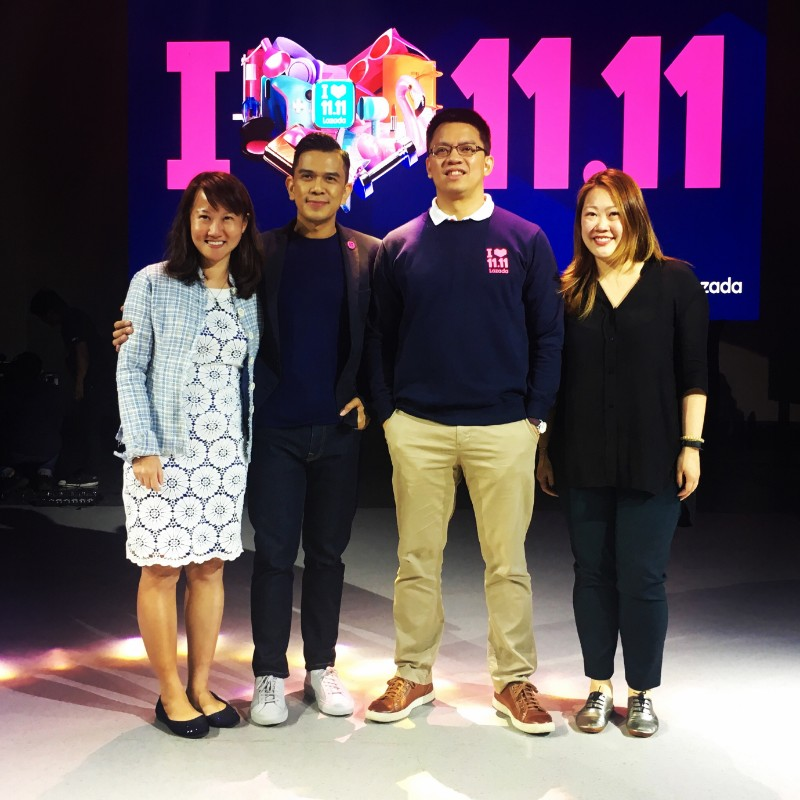 Lazada 11.11 goes bigger this year with stronger brand partnerships