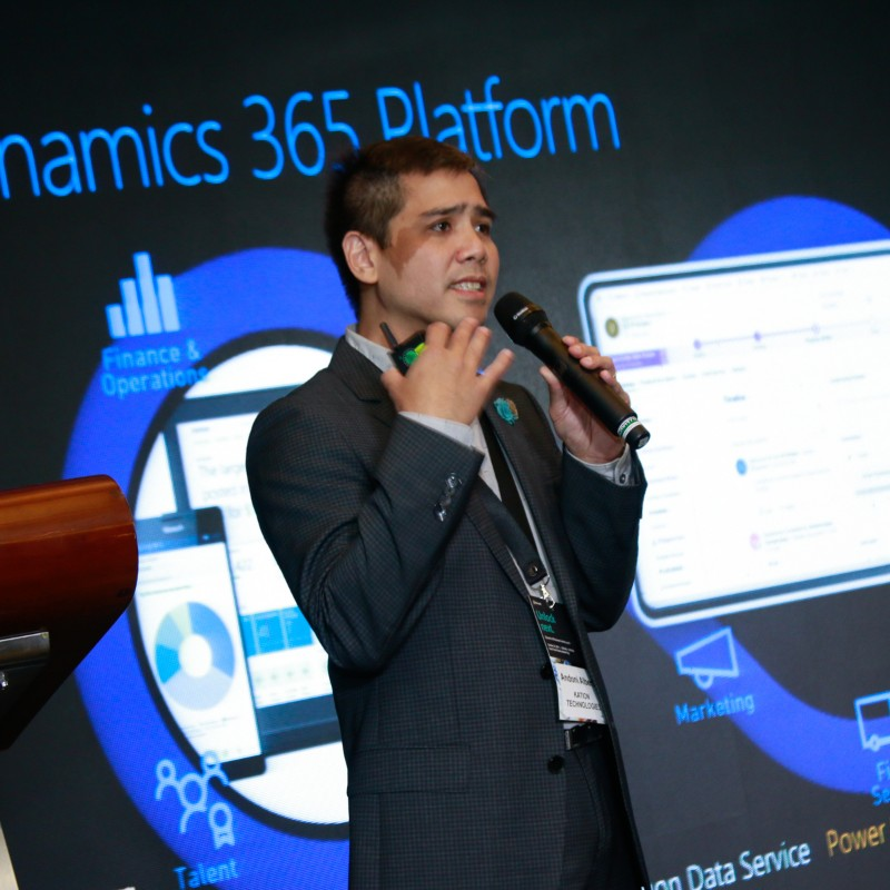 Kation Technologies brings Dynamics 365 Business Central to PH