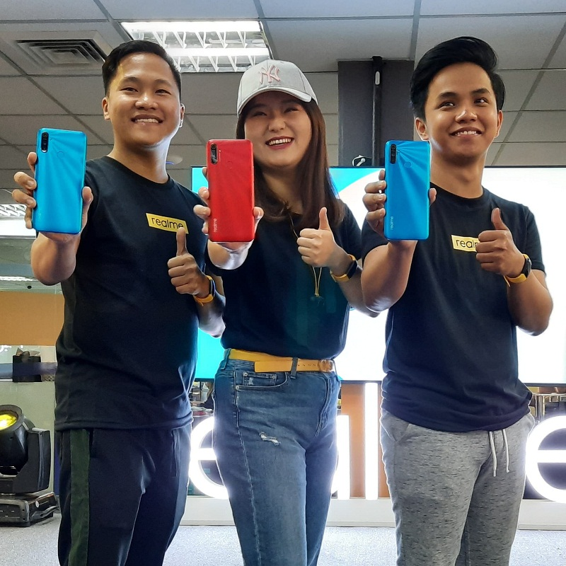 Realme C3 Elevates Entry-Level Smartphone Experience with High-Tier Features