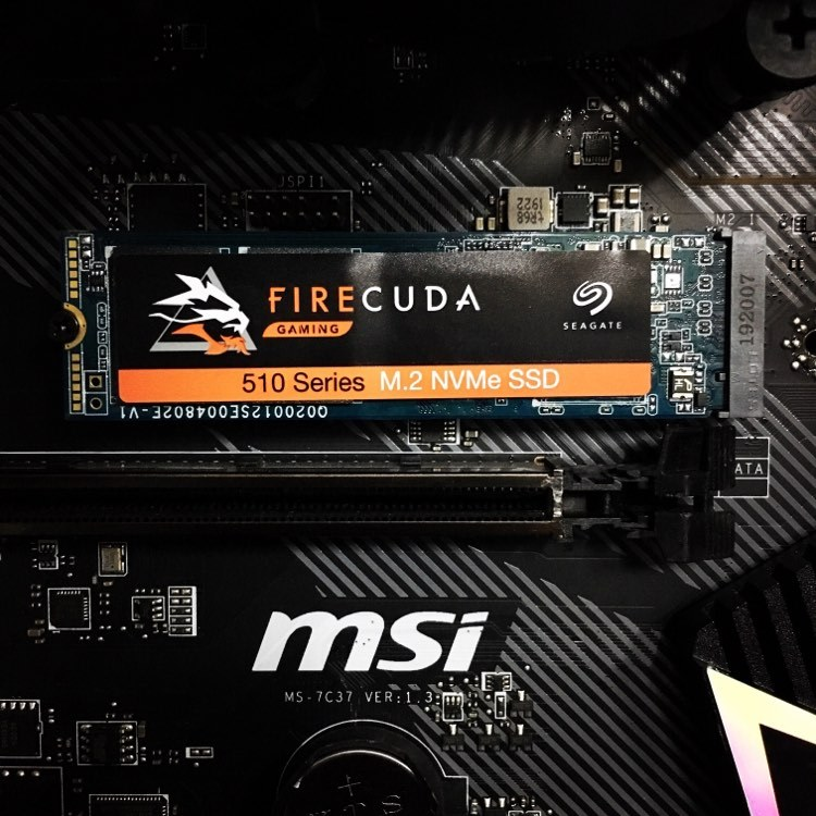 Seagate FireCuda 510 SSD Review: Performance Booster