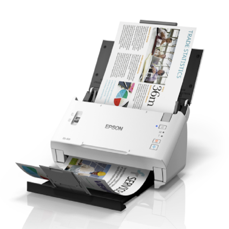 Delivering Better Public Service with Epson Scanners